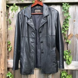 Brandon Thomas | LEATHER JACKET SIZE S